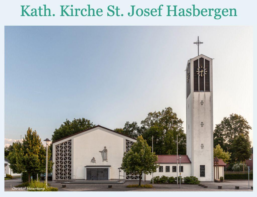 Bilder von St. Josef, Hasbergen